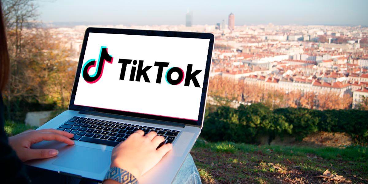 Como usar TikTok en el ordenador