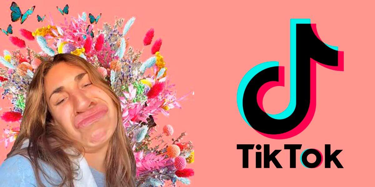 Como usar efecto Cara cuadrada TiktTok Alejandra