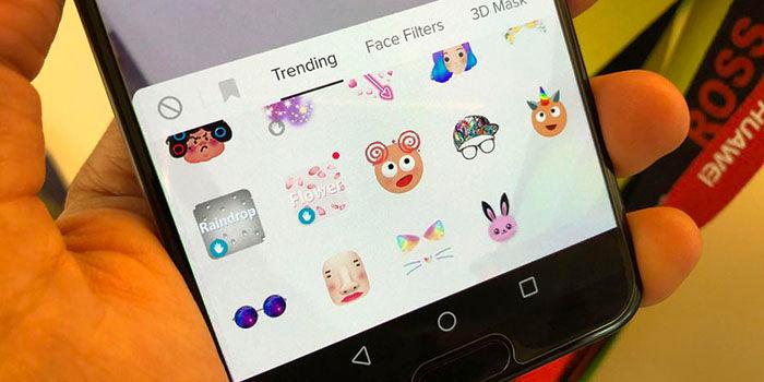 Como usar mascaras instagram snapchat en TikTok