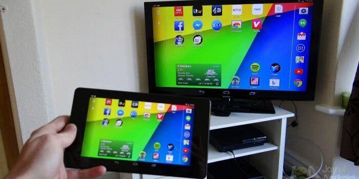 Cómo ver el móvil en la TV
