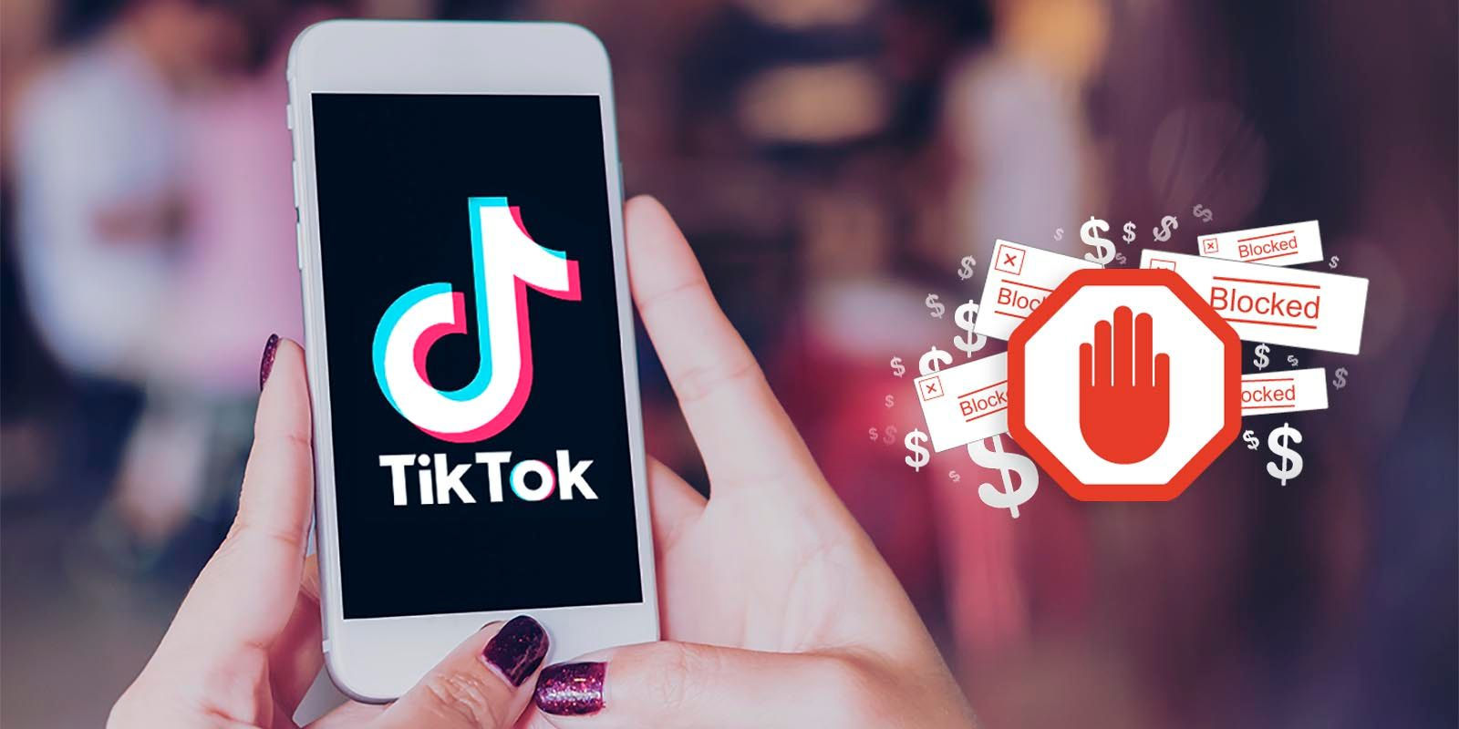 Como ver menos publicidad en TikTok