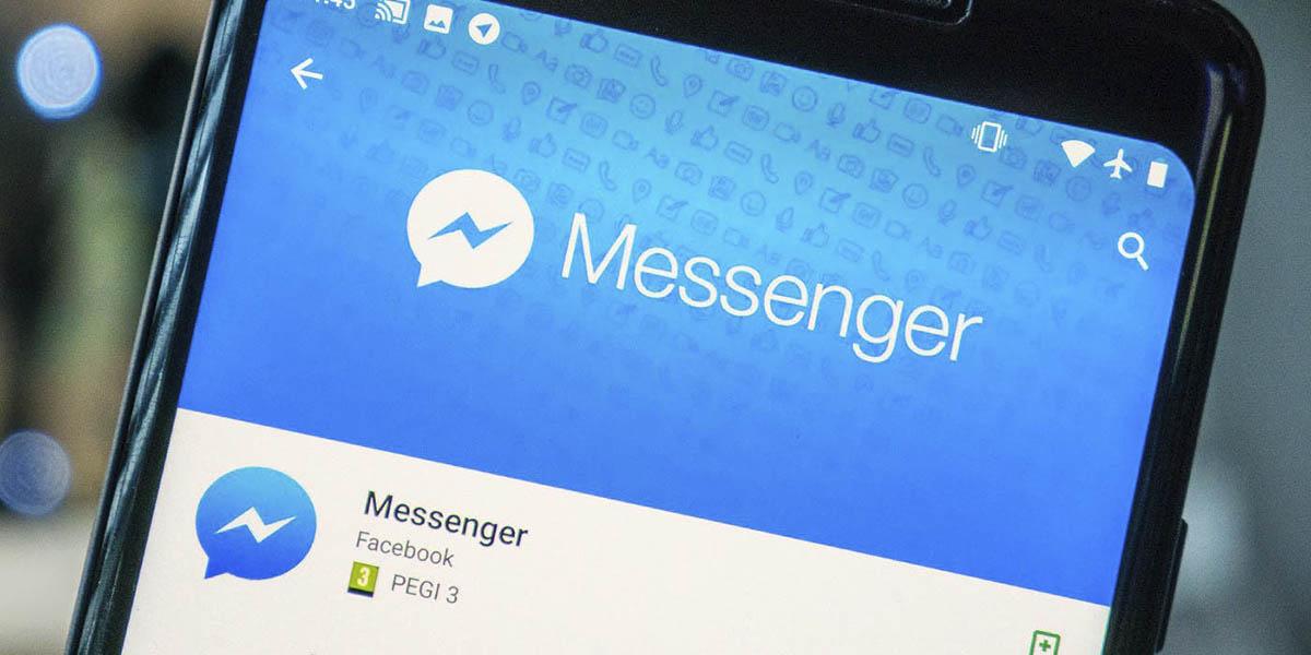 Como ver mensajes ocultos en Messenger de Facebook