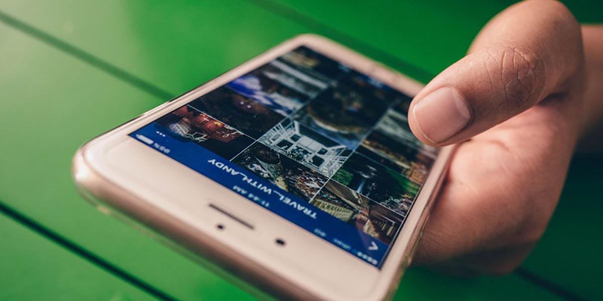 Como ver y publicar recuerdos en Instagram