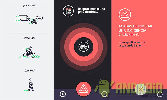 Comobity para Android