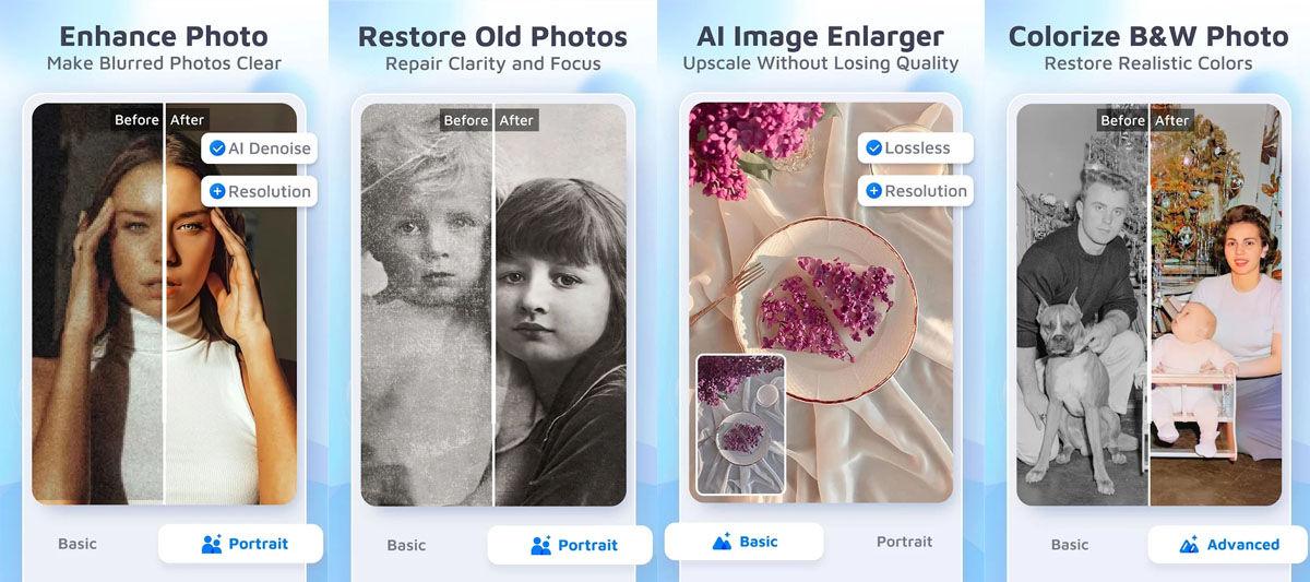 Cómo mejorar la calidad de tus fotos con apps de Android