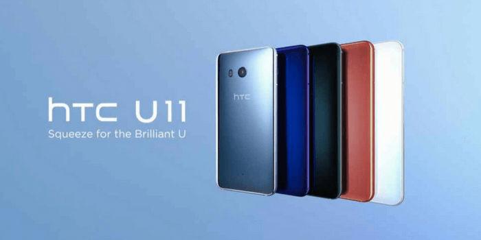 Comparativa HTC U 11