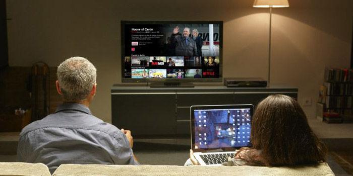 Compartir Netflix