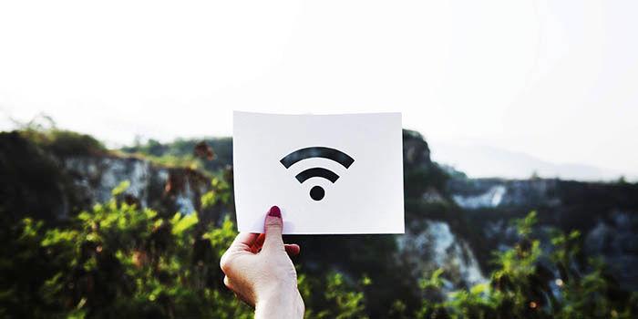 Compartir WiFi con código QR