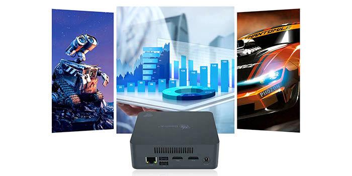 Comprar Beelink U55 Ultra PC
