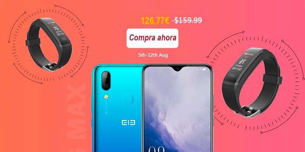 Comprar Elephone A6 Max
