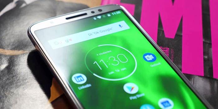 Comprar Moto G6 Amazon