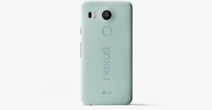 nexus 5x no vende