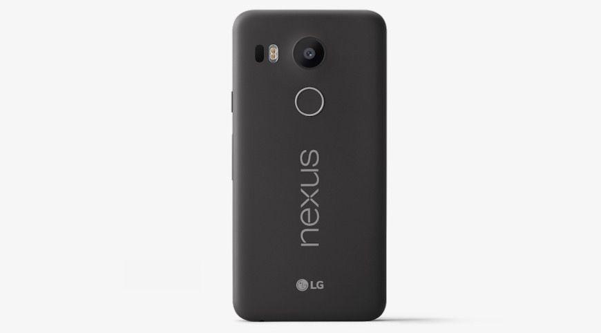 Comprar Nexus 5X por 399 euros