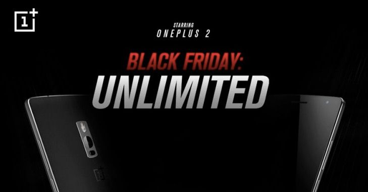 Comprar OnePlus 2 sin invitación en Black Friday