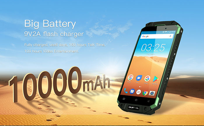 Comprar Oukitel K10000 MAX