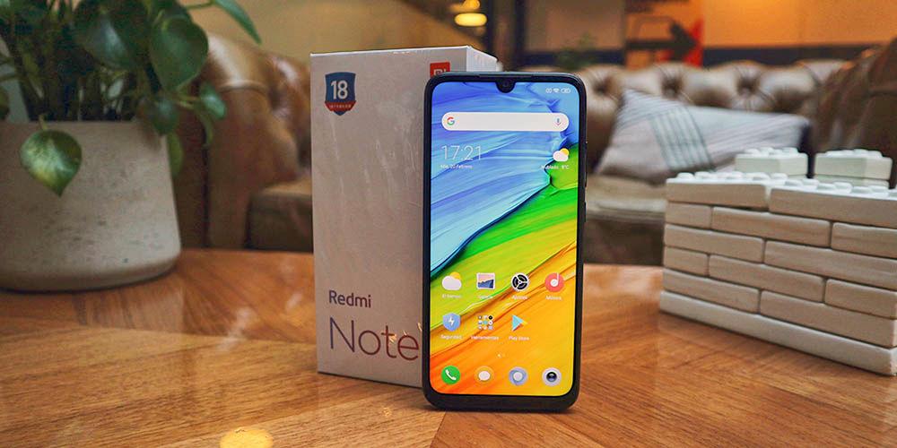 Comprar Redmi Note 7 de oferta