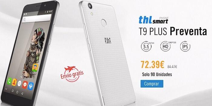 Comprar THL T9 PLUS