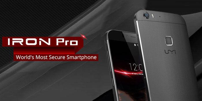 Comprar UMI Iron Pro