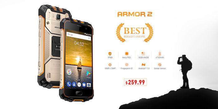 Comprar Ulefone Armor 2