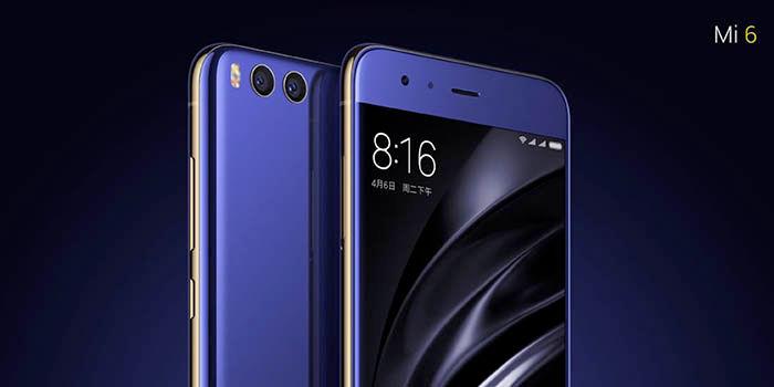 Comprar Xiaomi Mi6