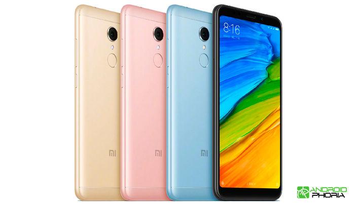 Comprar Xiaomi Redmi 5 Plus