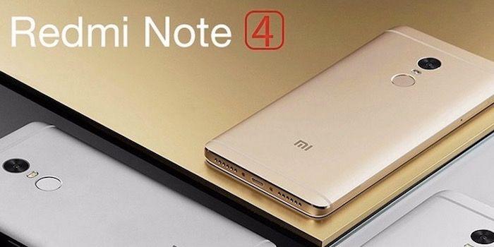 Comprar Xiaomi Redmi Note 4 descuento banggood