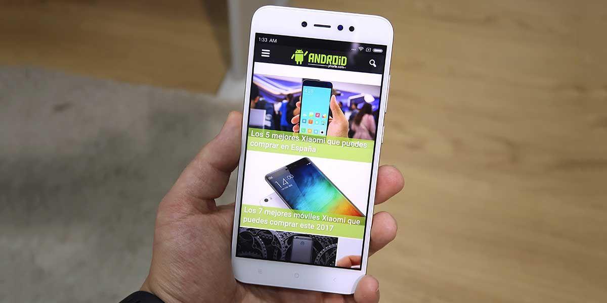 Comprar Xiaomi Redmi Note 5A