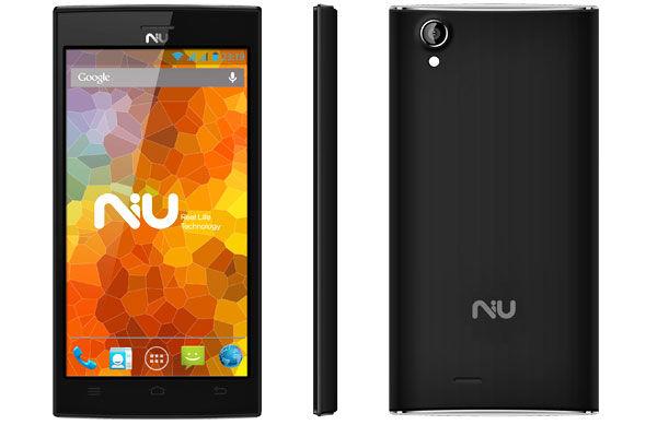 Comprar móviles NIU en México tek 5d