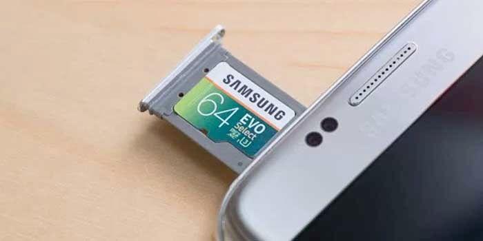 Comprobar estado microSD