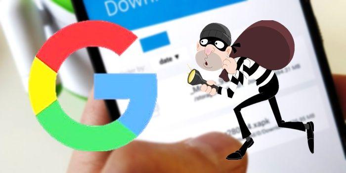 Comprobar si han hackeado cuenta google