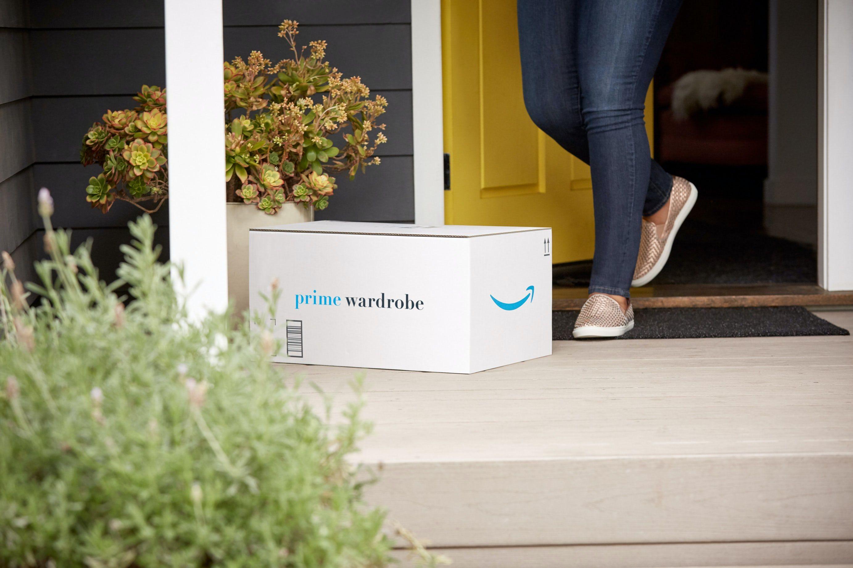 Con Amazon Prime Wardrobe puedes comprar ropa y devolver todos los artículos que quieras gratis