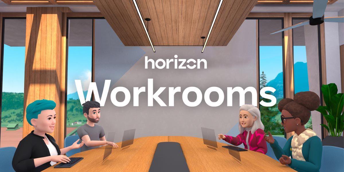 Con la nueva aplicación gratuita Horizon Workrooms podrás hacer reuniones de trabajo en realidad virtual con Oculus Quest 2