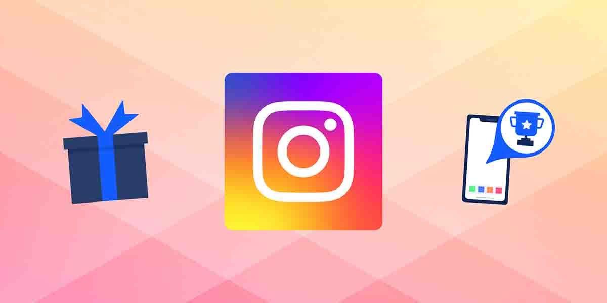 Concursos y sorteos en Instagram