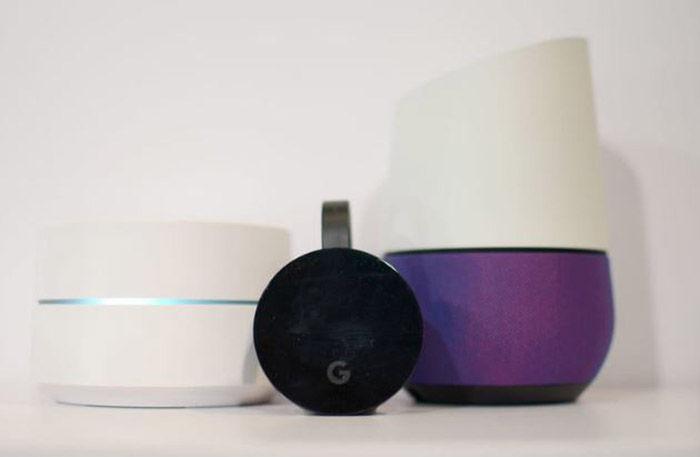 Conectar Chromecast a Google Home