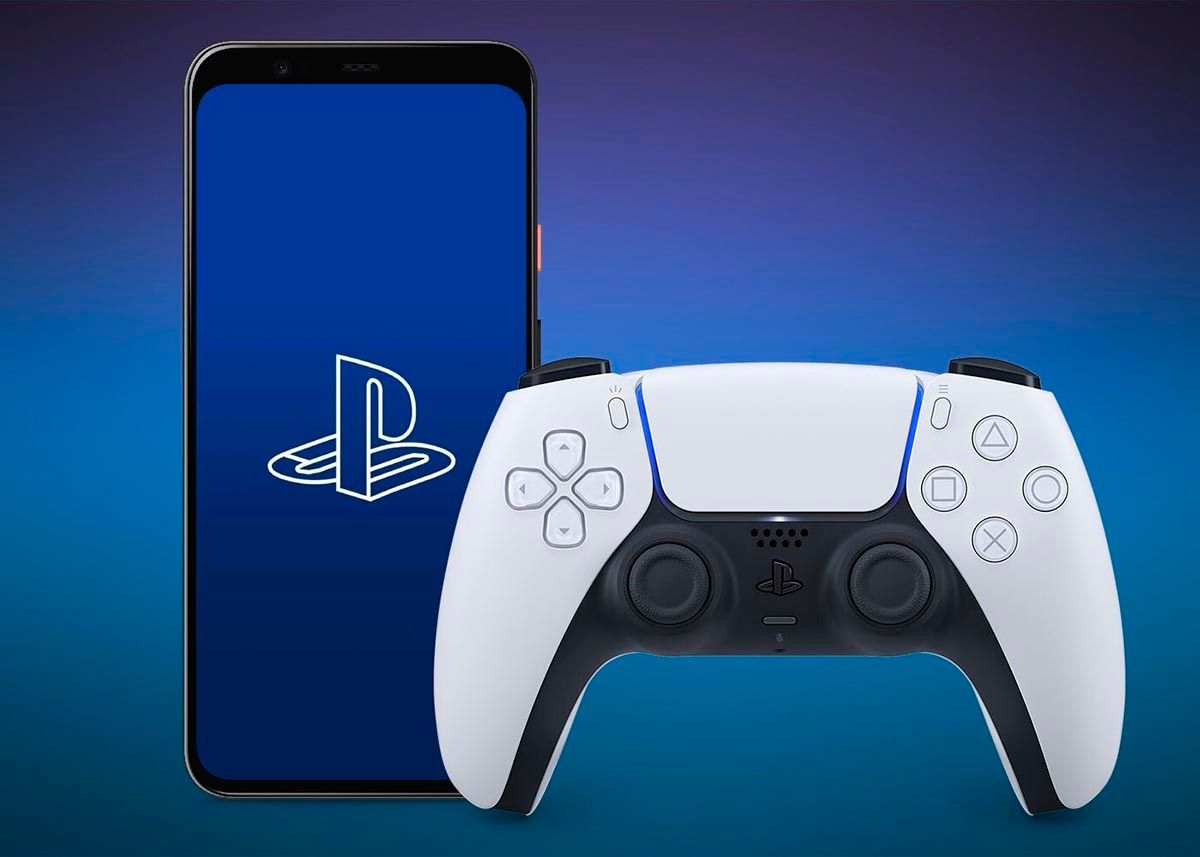 Conectar movil Android a la PS5