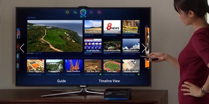 Conectar móvil con el Smart TV