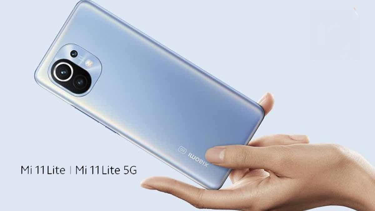 Conectividad y bateria de los Mi 11 Lite 5G y Mi 11 Lite