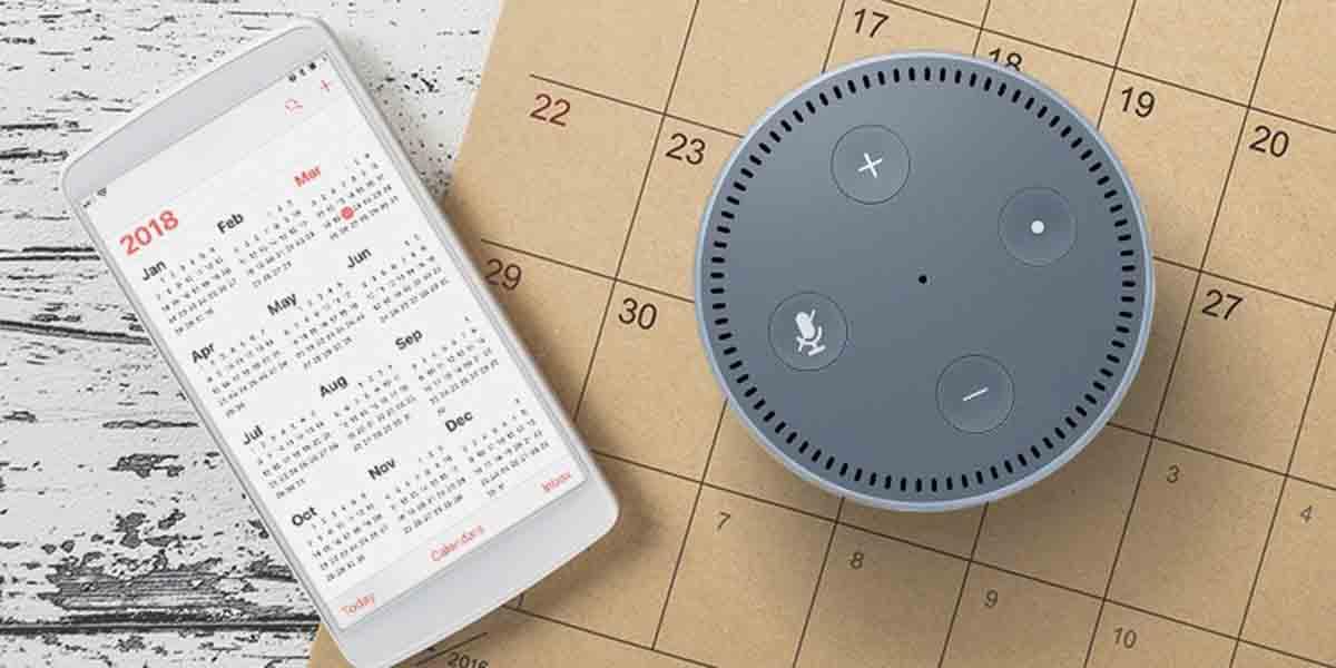Configura el calendario de Google con el Amazon Echo con Alexa