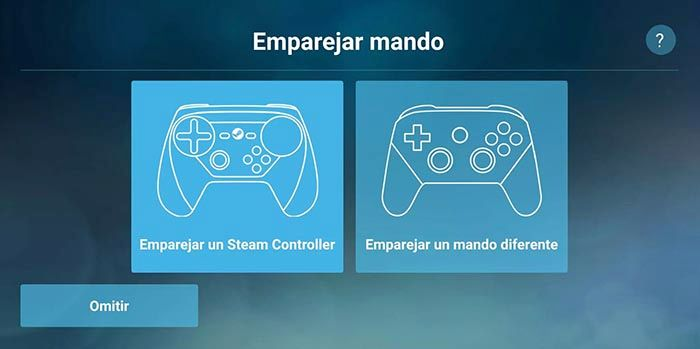 Configurar Steam Link Android