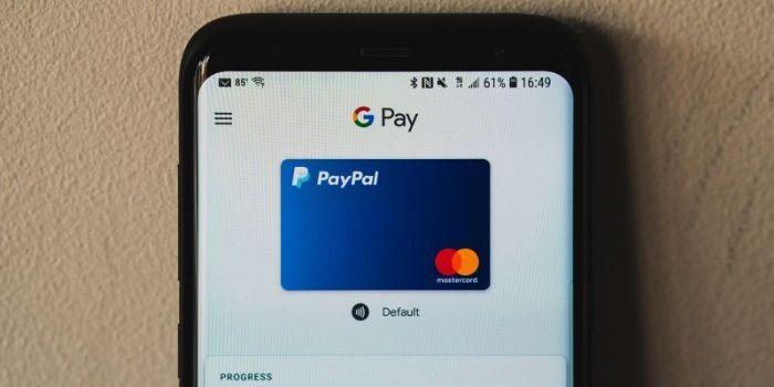 Configurar cuenta de Paypal en Google pay