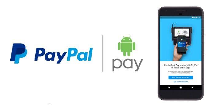 Configurar tu cuenta de Paypal en Google pay