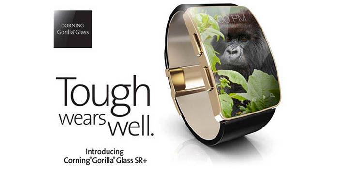 Coning Gorilla Glass SR