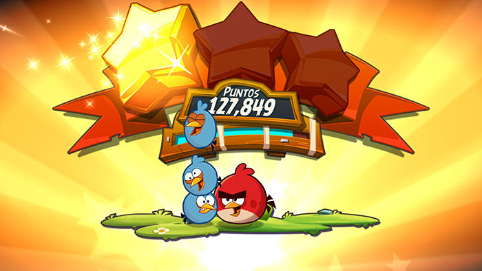Conseguir puntos en Angry Birds 2