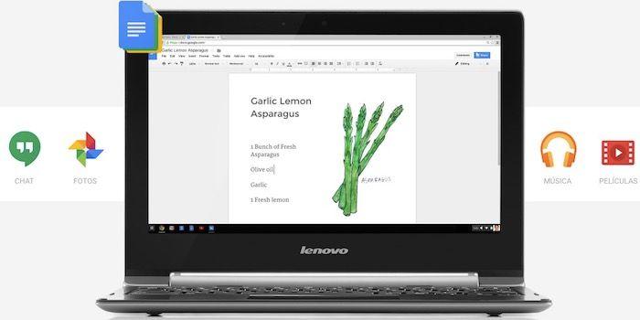 Consejos pasar de Windows a un Chromebook