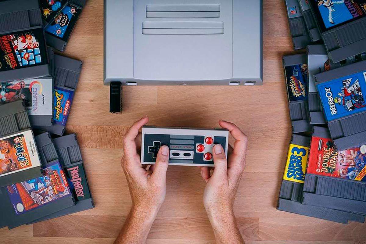 Consolas compatibles con RetroArch
