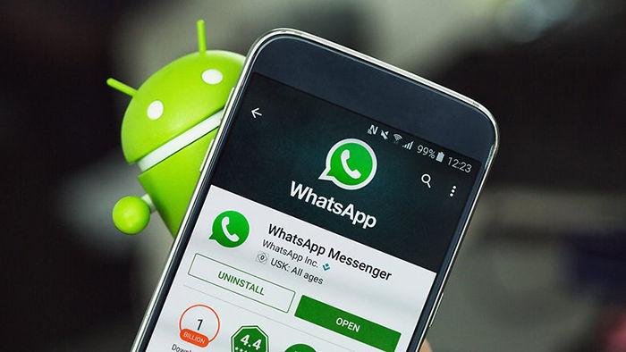 Consumo de bateria de WhatsApp