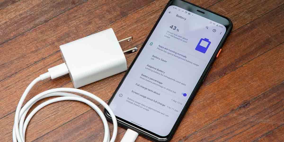 Consumo de batería en móvil 5G y 4G