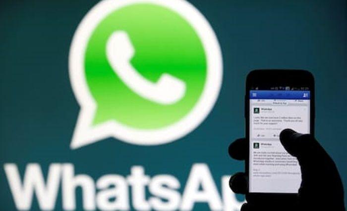 Entre em contato com o suporte técnico do WhatsApp