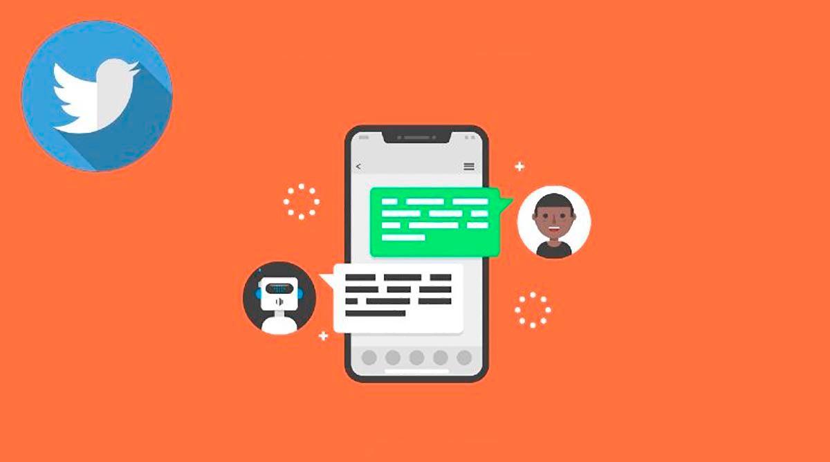 Contactar con Telegram por Twitter