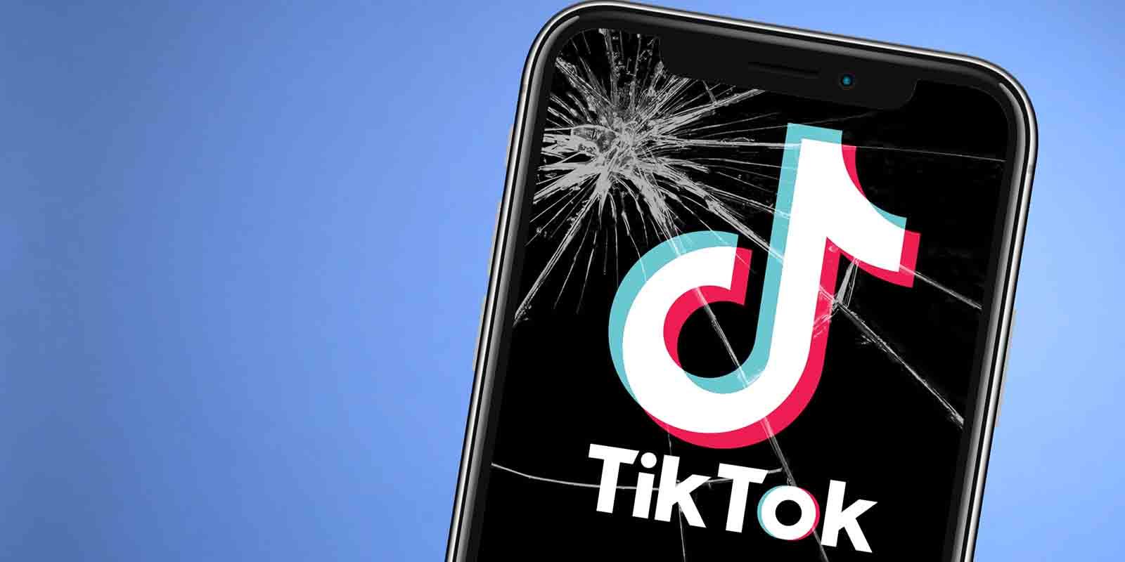 Contactar por email TikTok